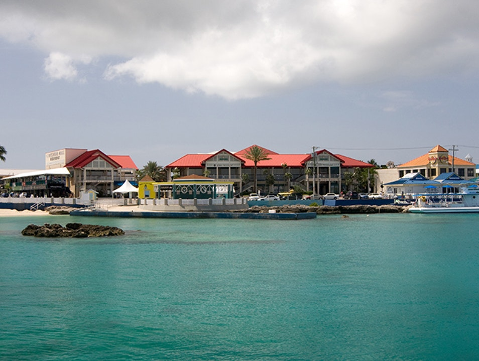 Historic George Town George Town  Cayman Islands