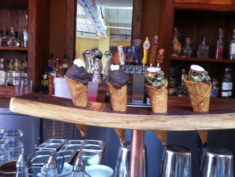 Taco Cones and Unusual Mezcal Cocktails in Healdsburg Healdsburg California United States