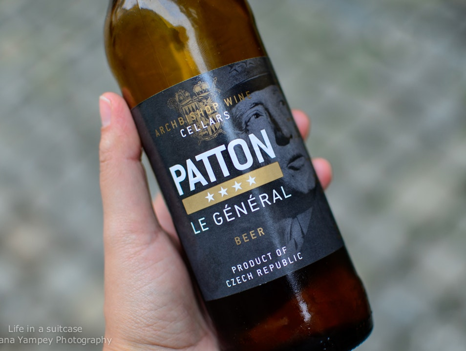 Patton beer