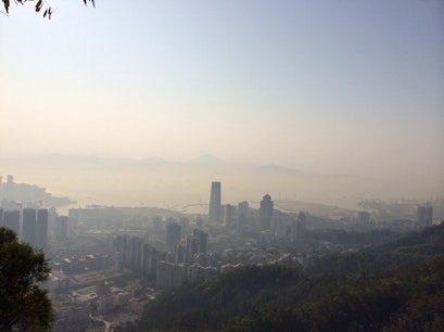 Nanshan Mountain Shenzhen  China