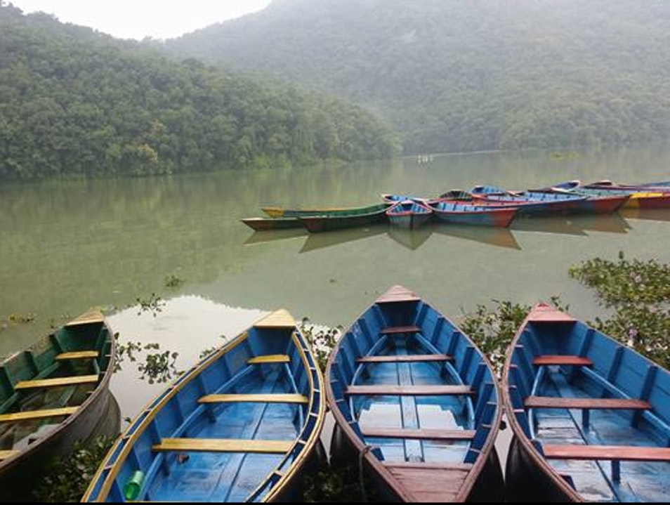 Beautiful City Pokhara Tour experiences  Pokhara  Nepal