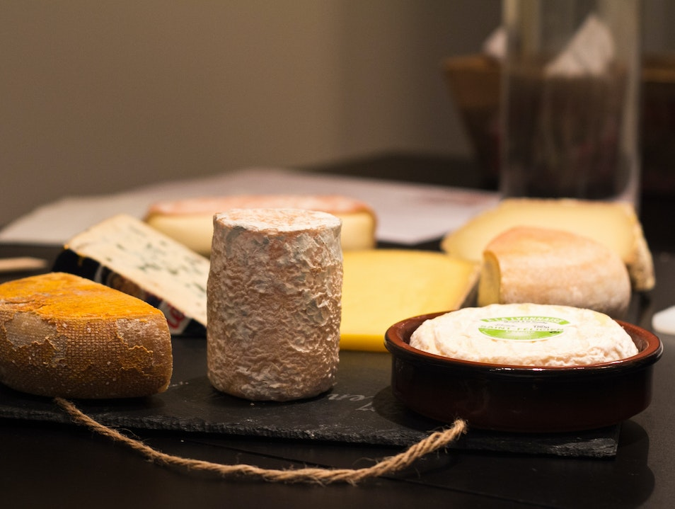 Cheese Tasting at La Cuisine Paris  Paris  France