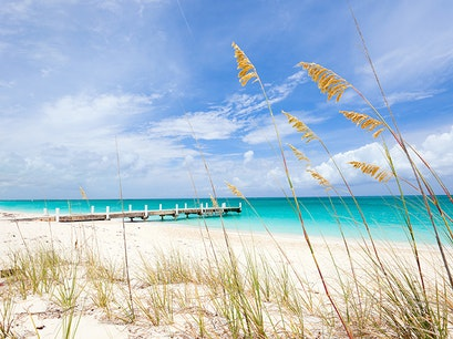 Grace Bay Beach Providenciales  Turks and Caicos Islands