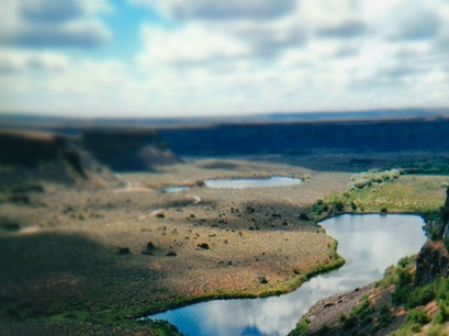 Sun Lakes State Park Coulee City Washington United States