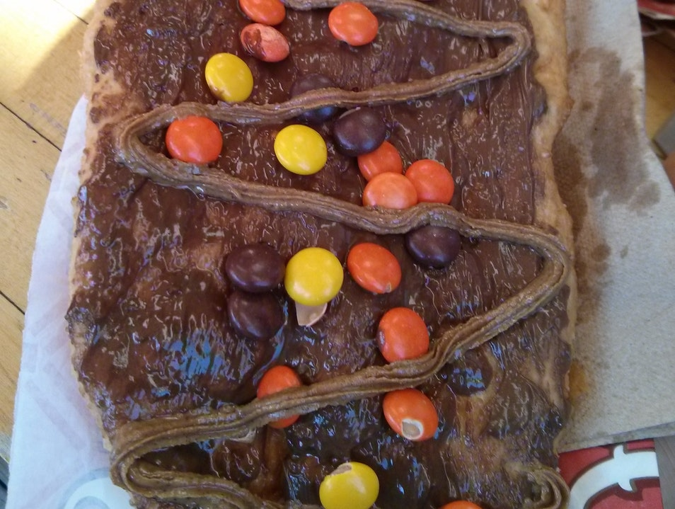 Beaver Tails.. The Great Canadian Donuts!  Ottawa  Canada