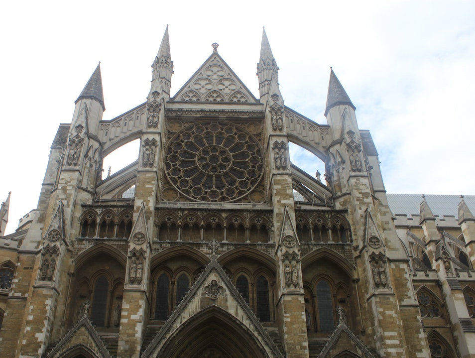 Westminster Abbey London  United Kingdom