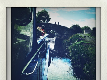 Royal Canal Meath  Ireland