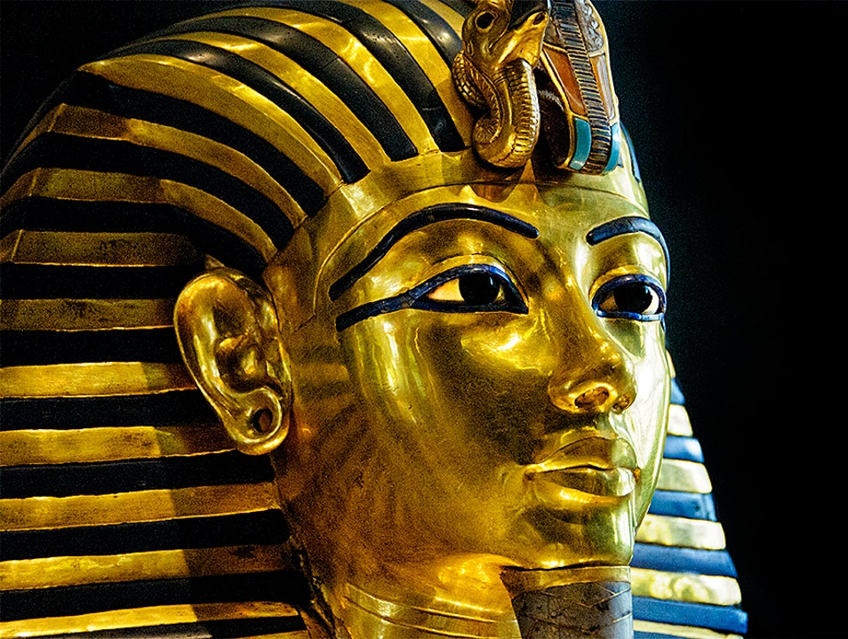 Lose Yourself in the Egyptian Museum