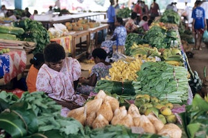 Port-Vila Markets