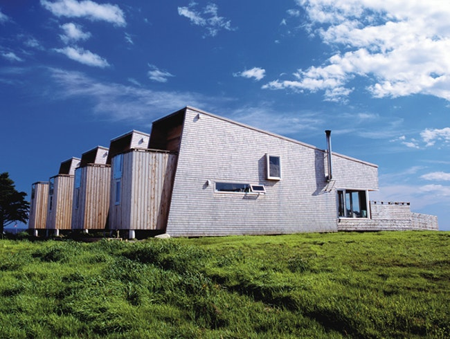 Award-winning Contemporary Accommodations in Nova Scotia's South Shore