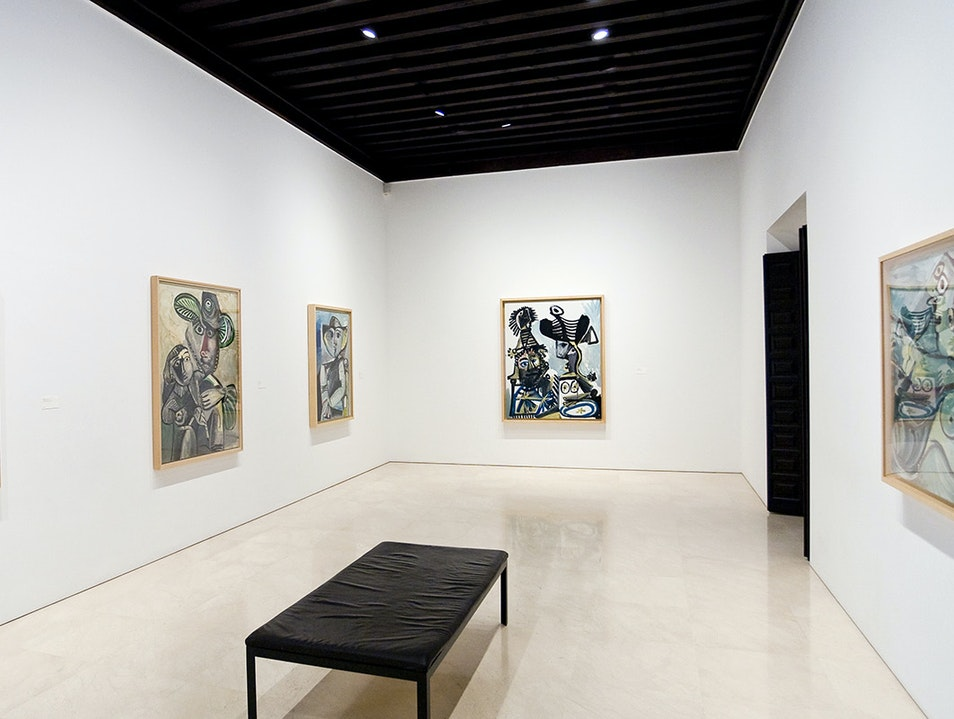Museo Picasso Malaga  Spain