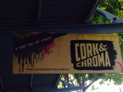 Cork & Chroma Brisbane  Australia