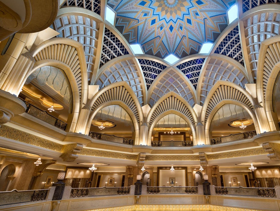 The Palace Hotel Abu Dhabi  United Arab Emirates