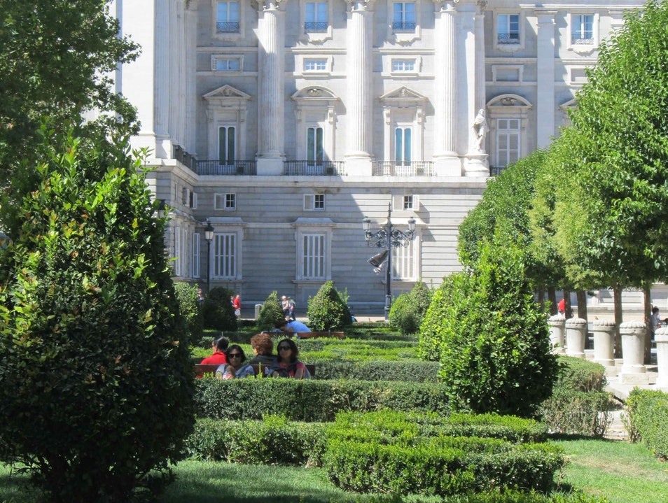 Royal Palace, Madrid Madrid  Spain
