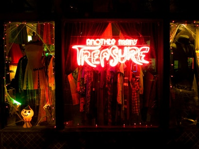 Another Man's Treasure Vintage Store Jersey City New Jersey United States
