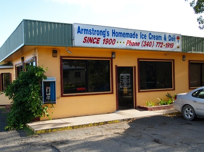 Armstrong's Ice Cream Frederiksted  United States Virgin Islands