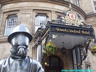 The Grand Central Hotel Glasgow Glasgow  United Kingdom