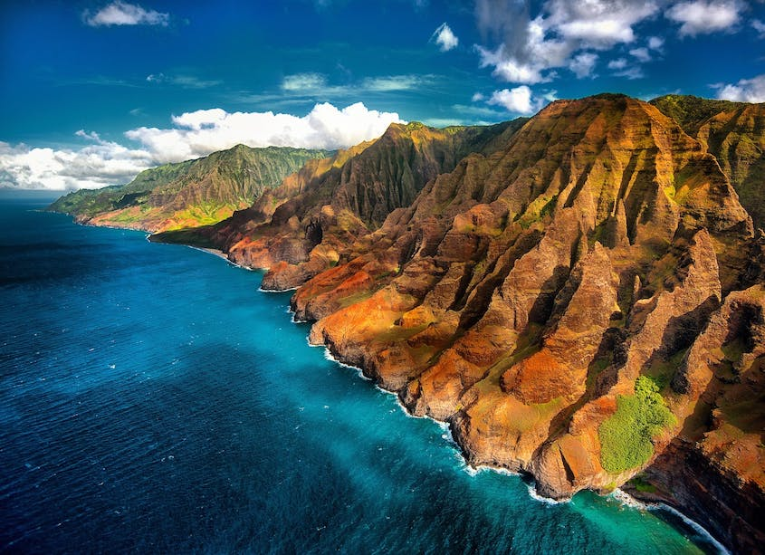 If Oʻahu, Maui or the Big Island are causing booking problems, maybe look to the quieter island of Kaua'i.