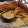 Pike Street Fish Fry Seattle Washington United States