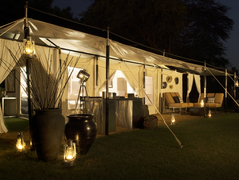 Jawai Leopard Camp: Stylish Safari in Rajasthan   India