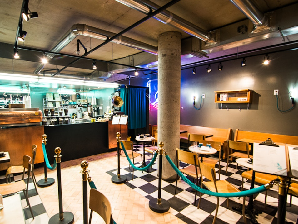 Grab a Quirky Cuppa Montreal  Canada