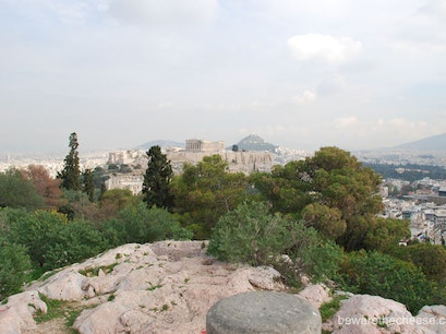 Filopappou Hill Athens  Greece