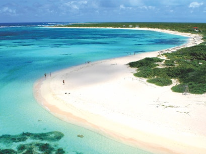 Loblolly Beach Anegada  British Virgin Islands