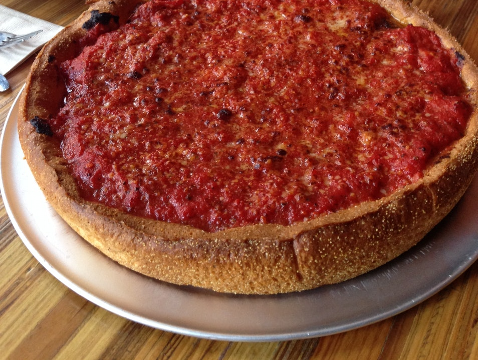 Head to Little Star for Deep-Dish Pizza in the Bay Area San Francisco California United States
