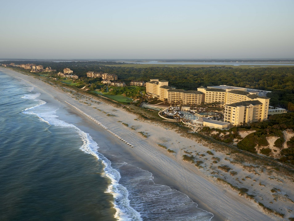 Omni Amelia Island Plantation Resort Fernandina Beach Florida United States