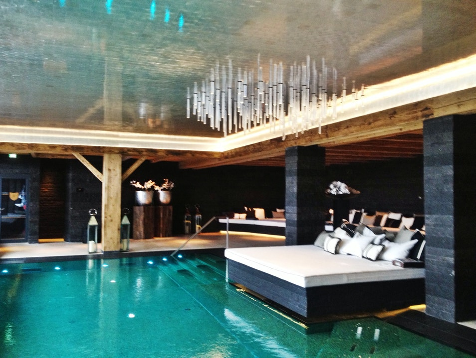The World's Most Expensive Chalet Lech  Austria