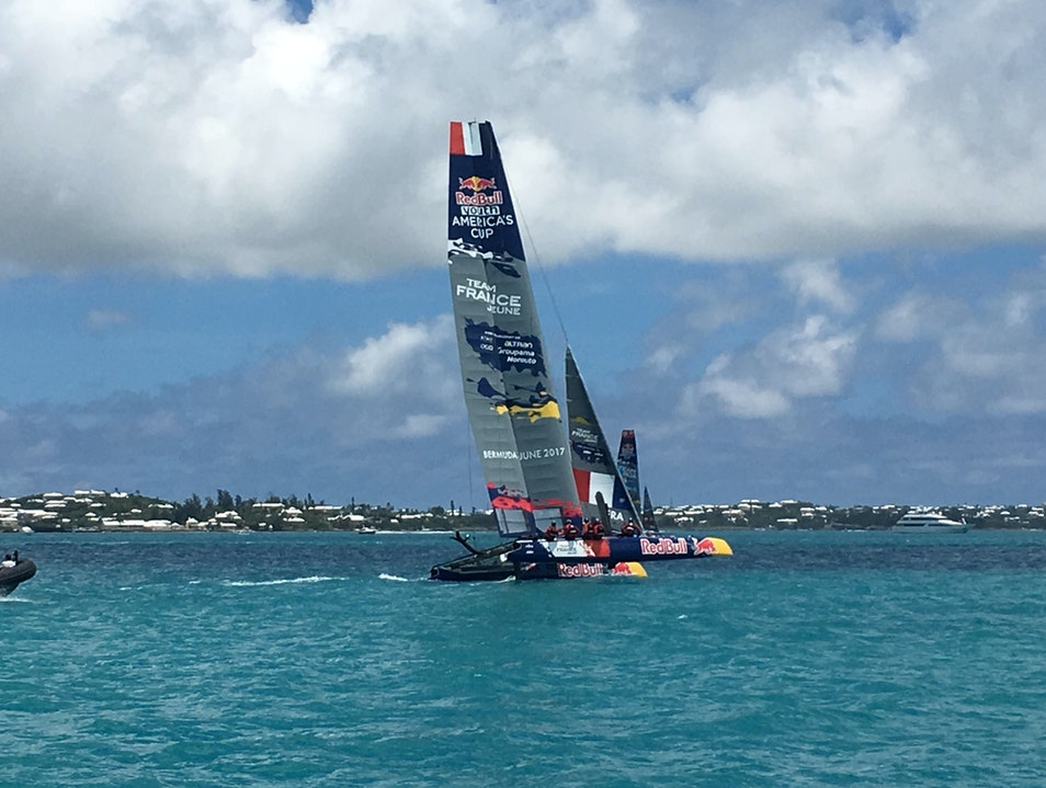 As the 35th America's Cup Draws to a Close, Bermuda Basks in the Glow