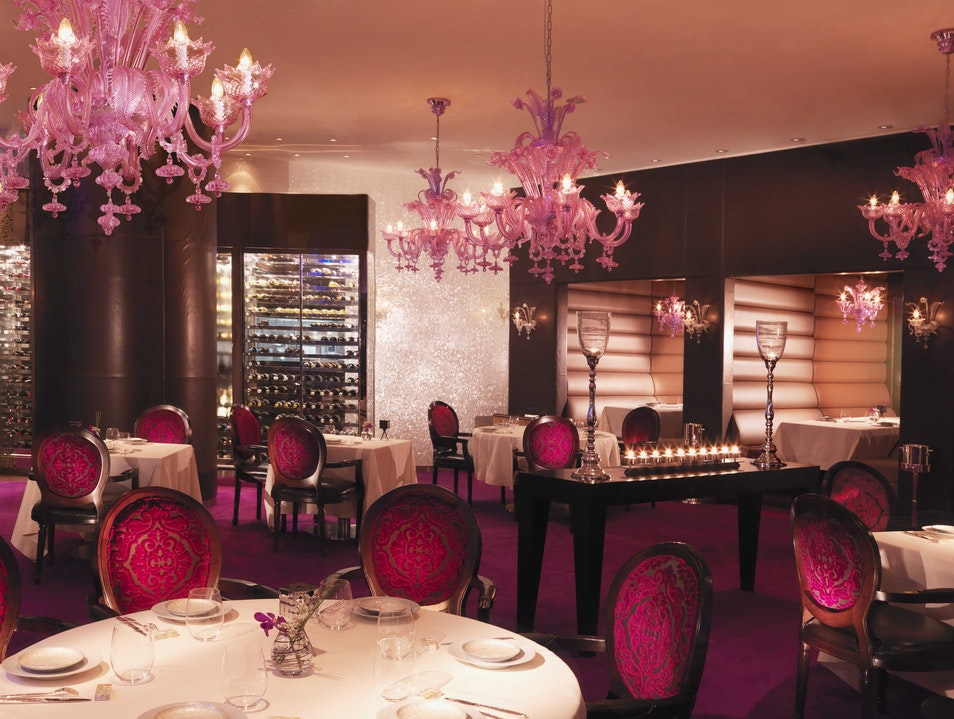 French Fine Dining at Its Finest Dubai  United Arab Emirates