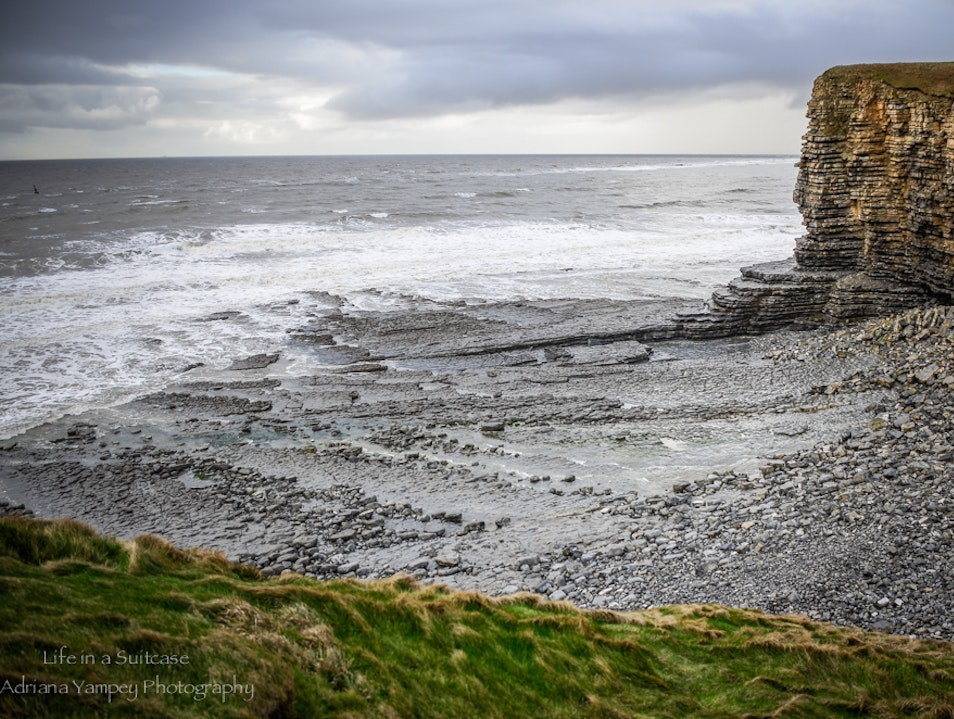 Nash Point  Saint Hilary  United Kingdom