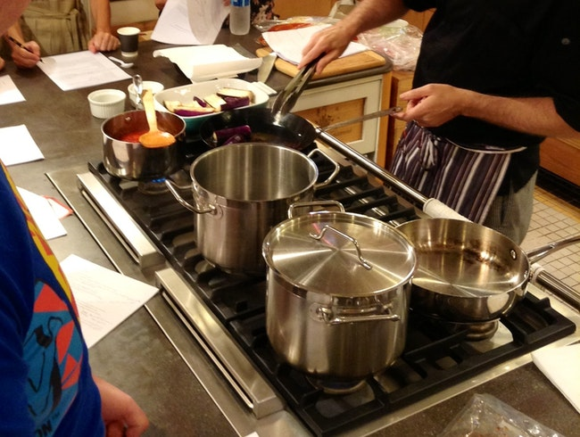 Cooking Classes with Great Hong Kong Chefs