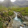The Fairy Pools at Glen Brittle Glenbrittle  United Kingdom