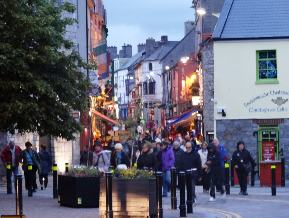 Galway's our favorite Irish town