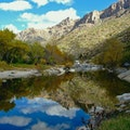 Sabino Canyon Tucson Arizona United States