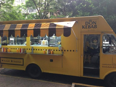 Don Kebab Condesa Mexico City  Mexico