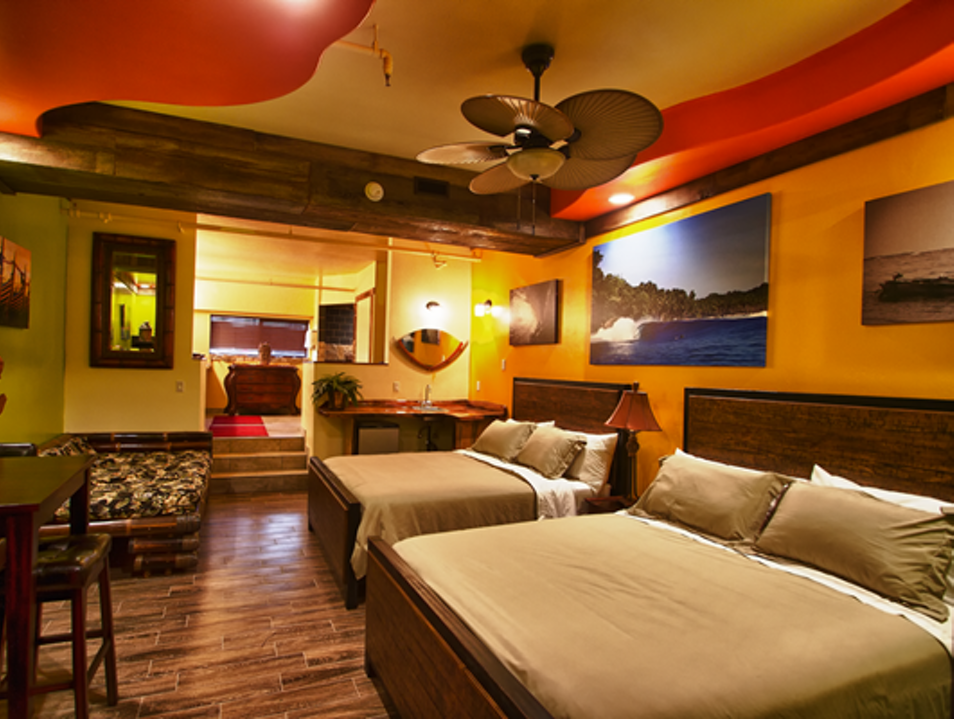 A Cali Hotel for Nomadic Surfers