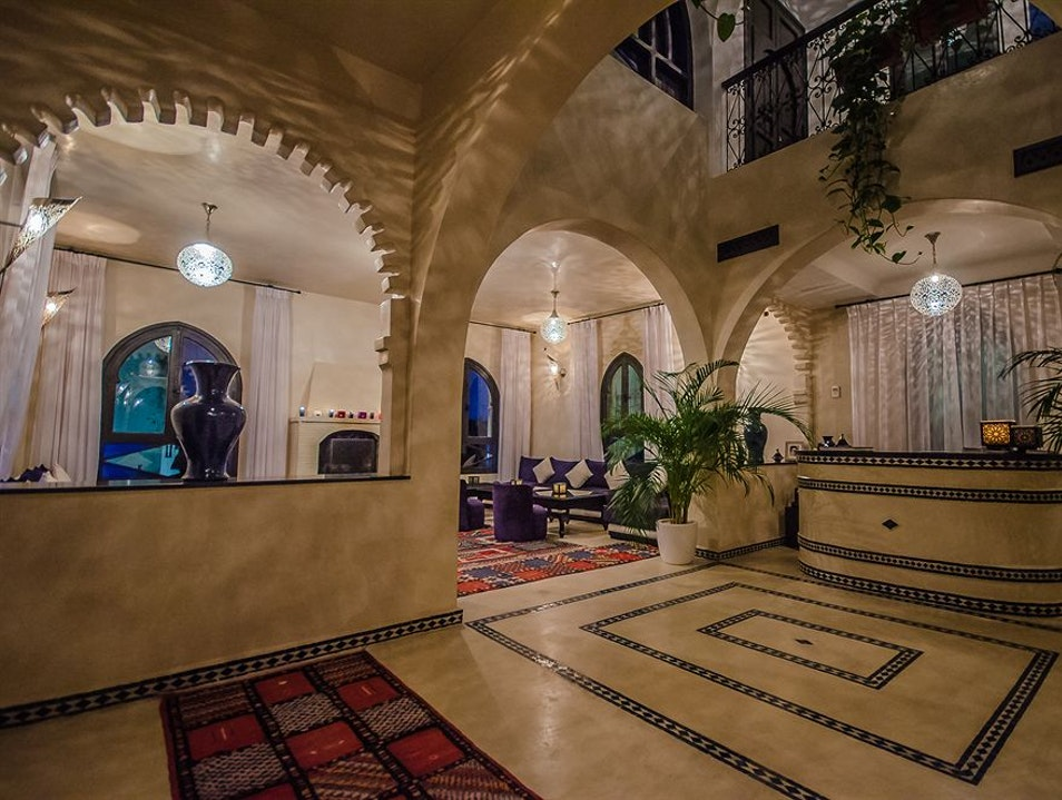 A Nice Riad in Chefchaouen Chefchaouen  Morocco