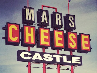 Mars Cheese Castle Kenosha Wisconsin United States