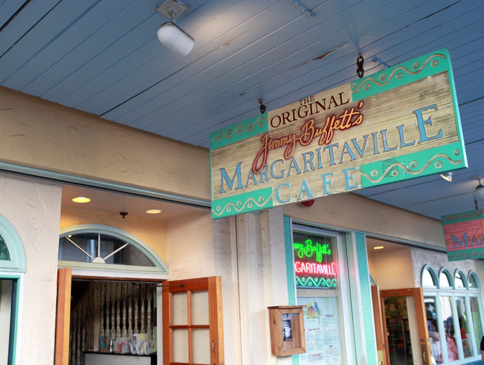 Wasting Away Again in Margaritaville  Key West Florida United States