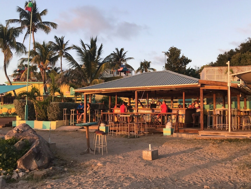 The Dock Bar Saint George Basseterre Parish  Saint Kitts and Nevis