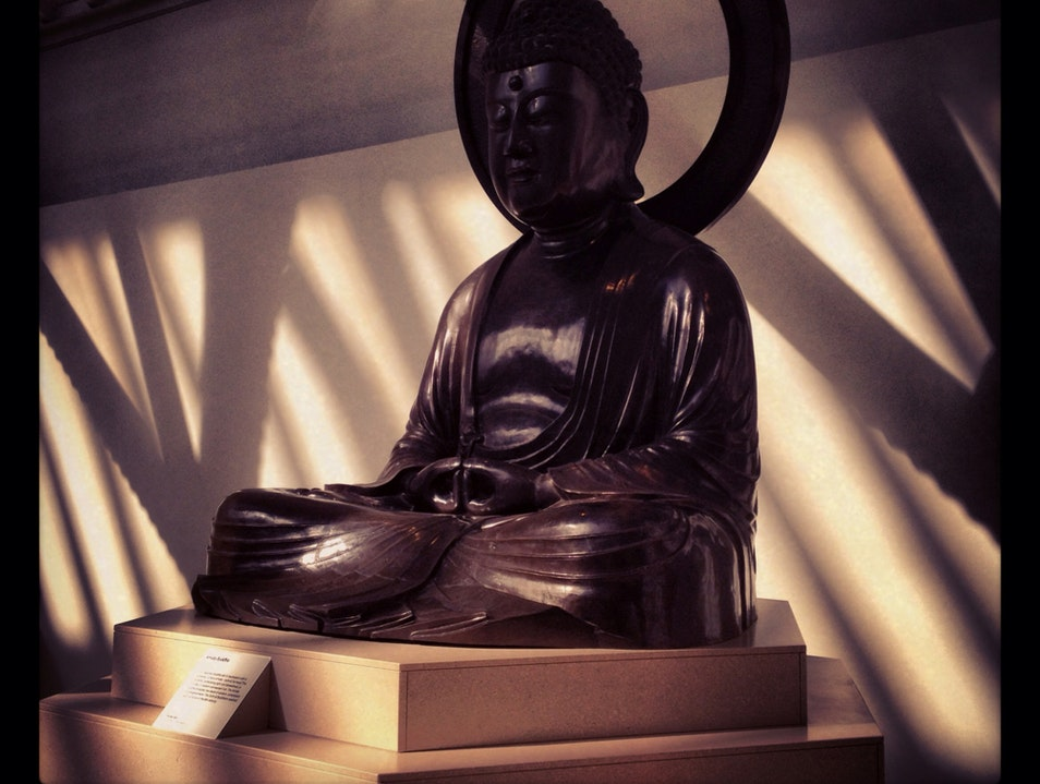 The Buddha Edinburgh  United Kingdom