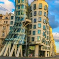 Dancing House Prague  Czechia