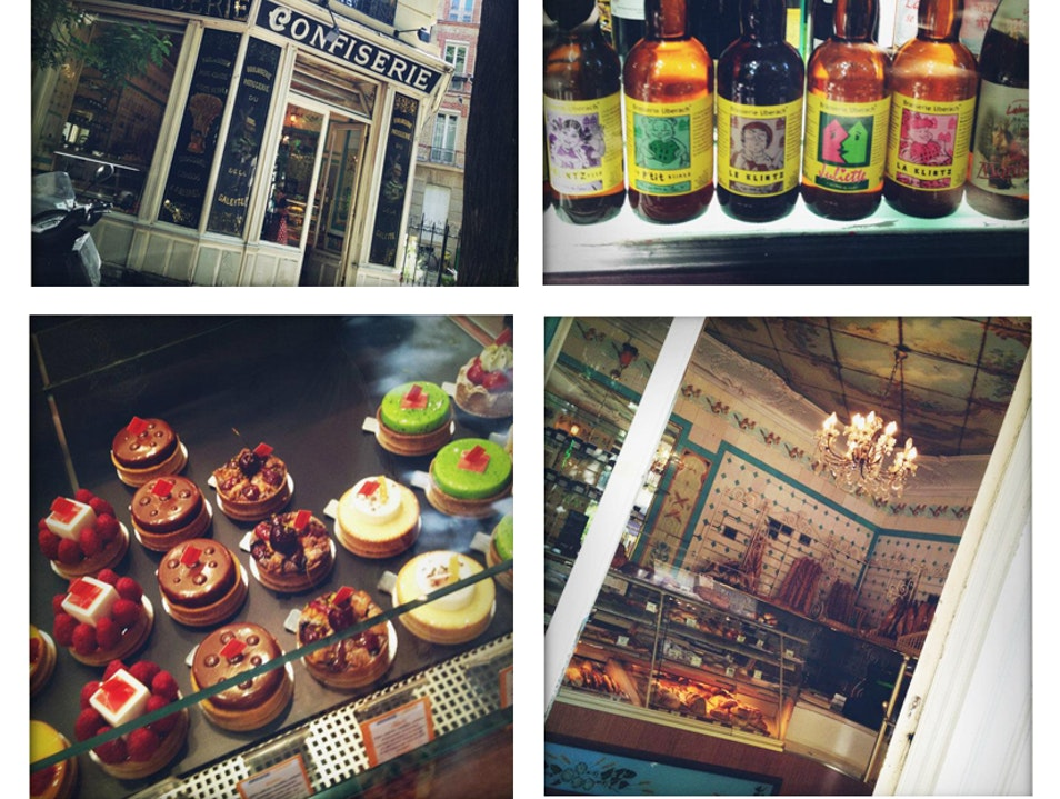 Delectables of Montmartre