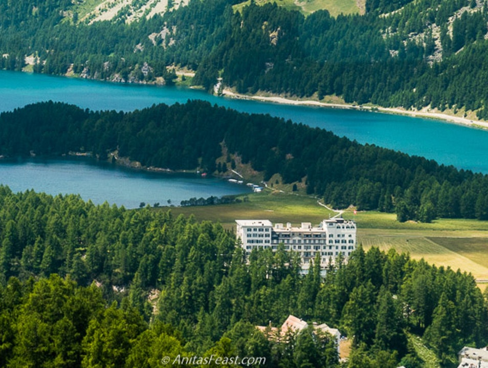 Understated Swiss luxury Sils Im Engadin/Segl  Switzerland