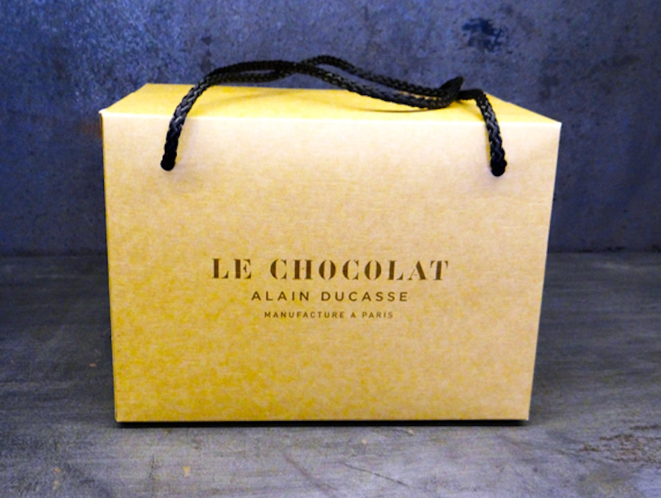 New Hidden Chocolate shop by Alain Ducasse Paris  France