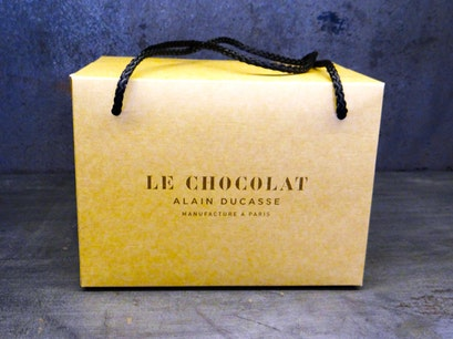 Le Chocolat Alain Ducasse Paris  France