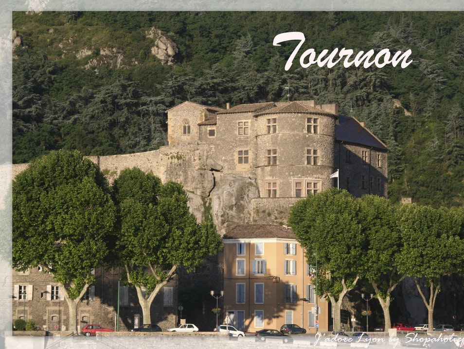 Did you hear about Tournon? It is worth visiting! Tournon Sur Rhône  France